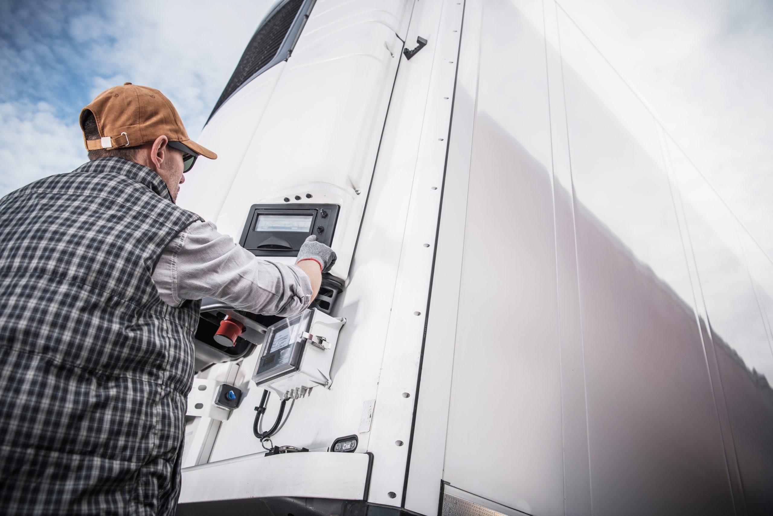Международные рефрижераторные перевозки грузов