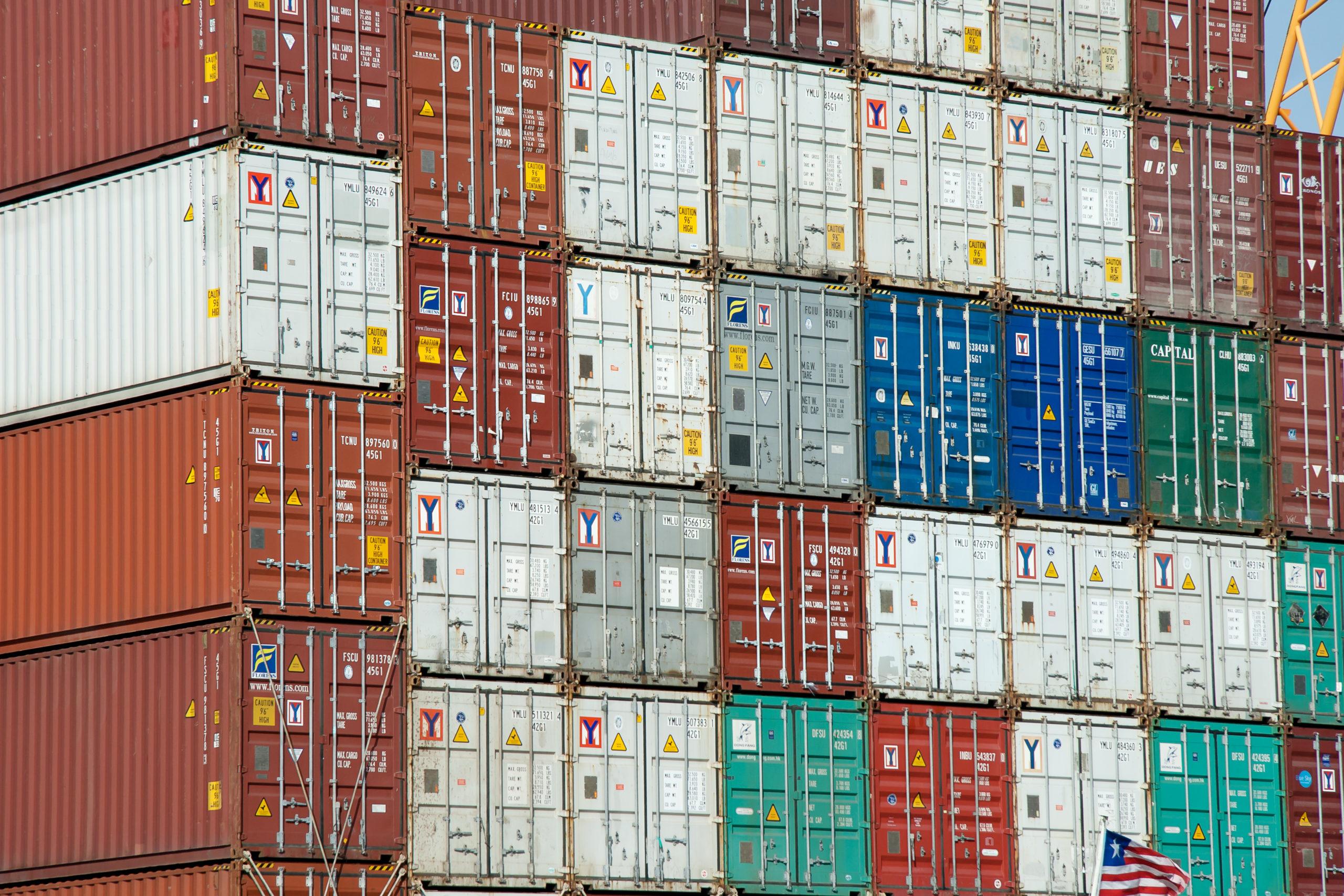 Перевалка и экспедирование контейнеров и любого насыпного груза в портах Азов, Одесса и Черноморск