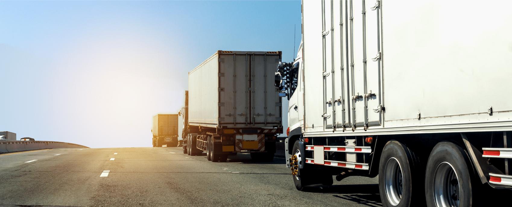 Transportation of packaged goods (FTL\LTL)