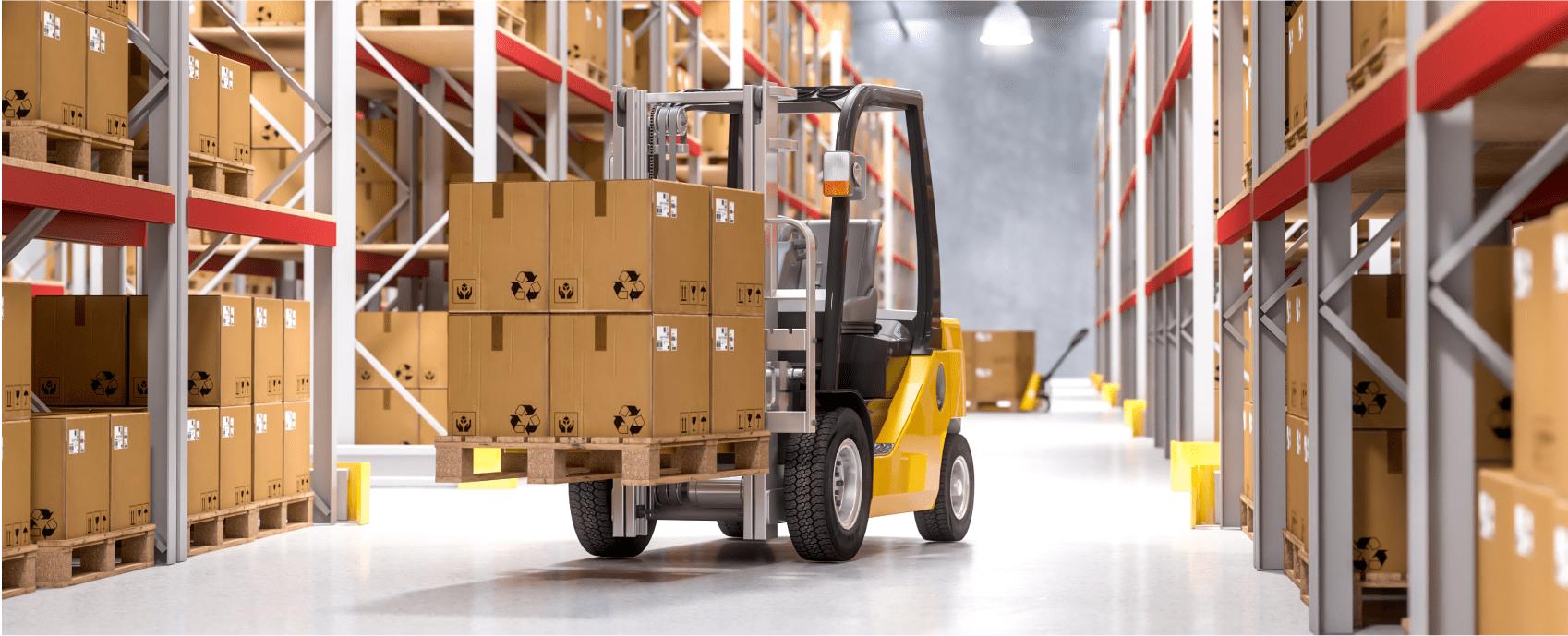 Консолидация крупных  и мелких (сборных) партий грузов на складах в Германии, Чехии, Польше и Италии