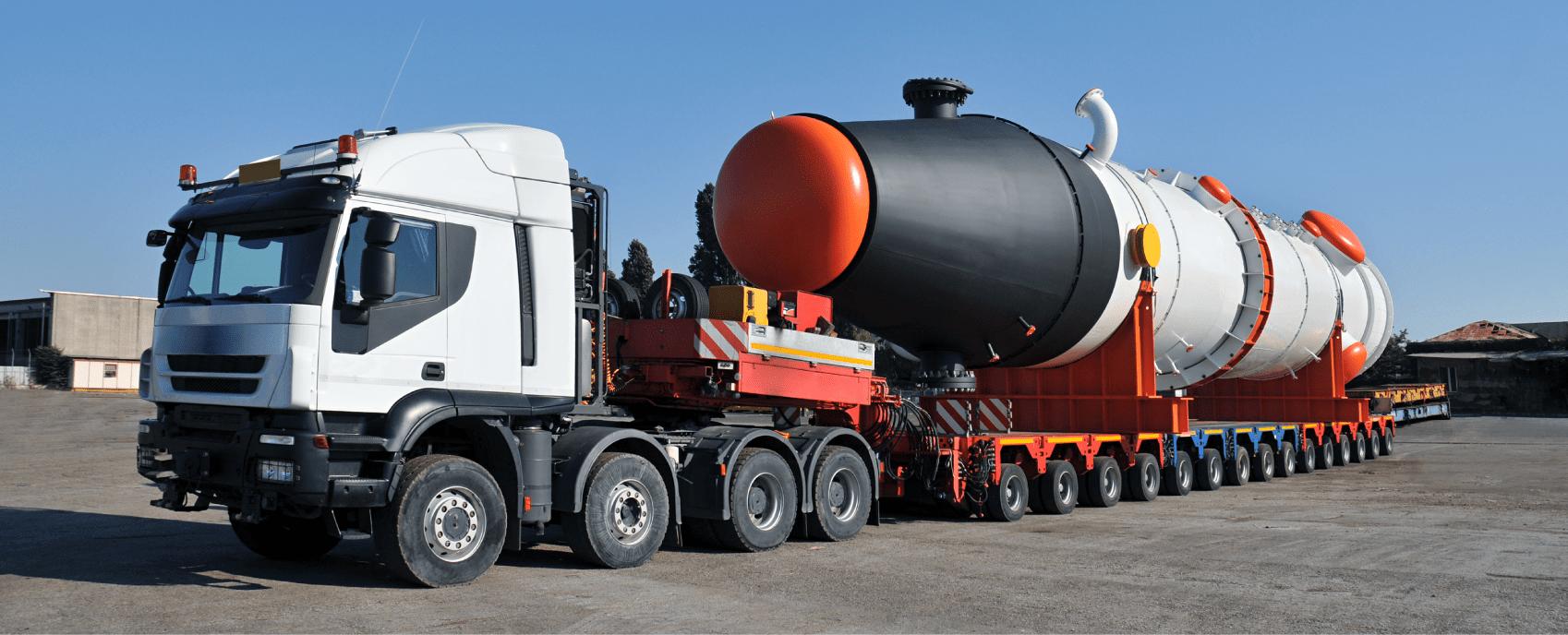 Транспортування негабаритних вантажів